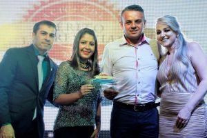 Click Telecom recebe premiação na 8ª Edição do Mérito Empresarial ACIC/CDL 2017