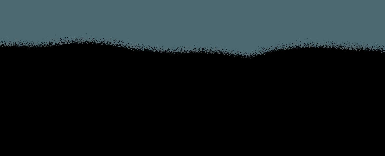 Efeito banner preto