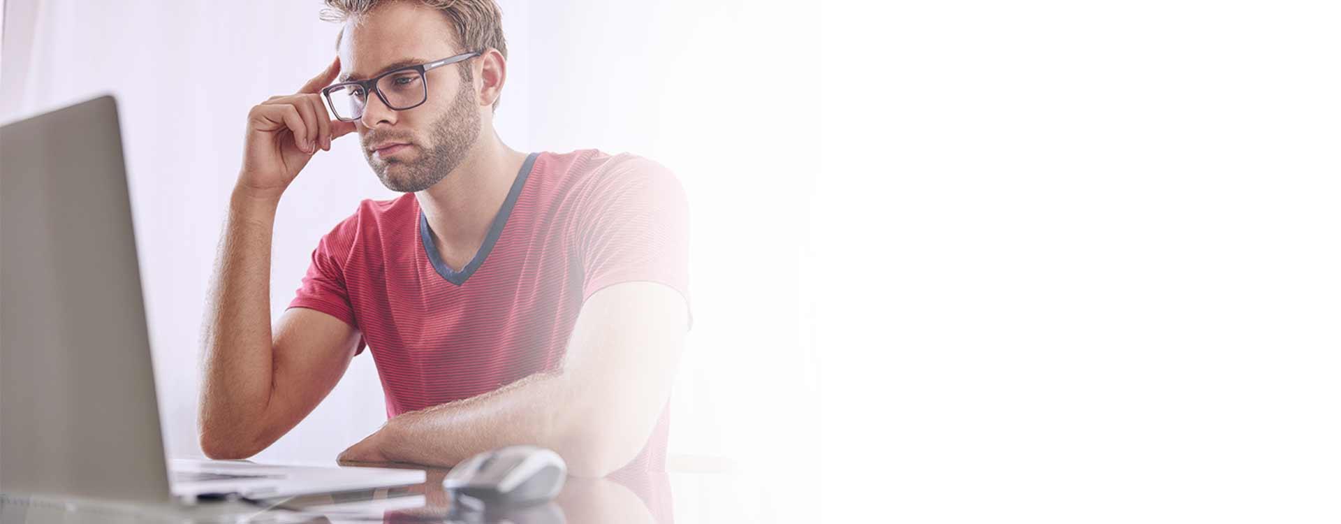 Trabalhe em casa com internet da Click